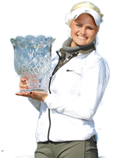 Carly Booth - Ladies European Tour player