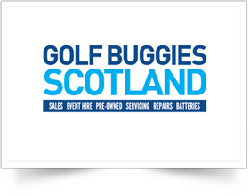 Golf Buggies Scotland - Golf Buggy Sales, Golf Buggy Services and Golf Buggy Repairs